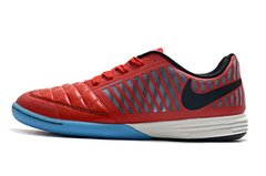 Футзалки Nike Lunar Gato II IC red