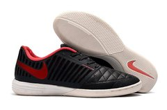 Футзалки Nike Lunar Gato II IC black/red, 40