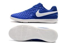 Футзалки Nike Tiempo Legend VIII Club IC blue, 45